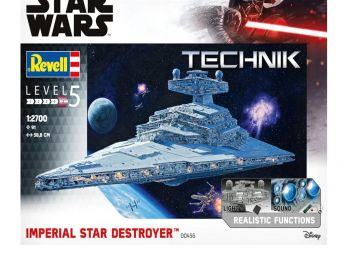 Revell maketa Imperial Star Destroyer 00456