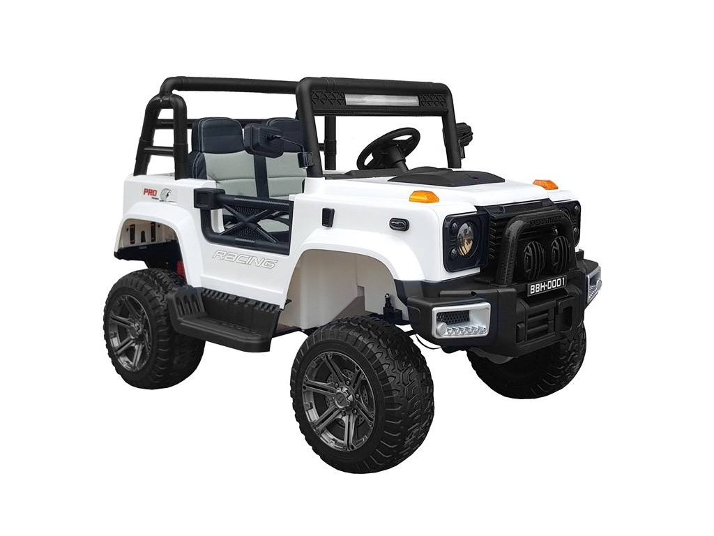 Avto na akumulator Jeep BBH-0001 eigrače