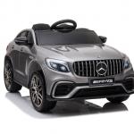 Avto na akumulator Mercedes AMG GLC63S – srebrn,