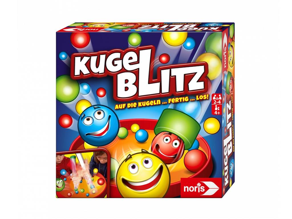 Družabna igra Kugelblitz