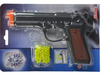Igrača pištola z metki