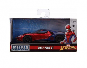 Marvel Spider-Man 2017 Ford GT 1:32