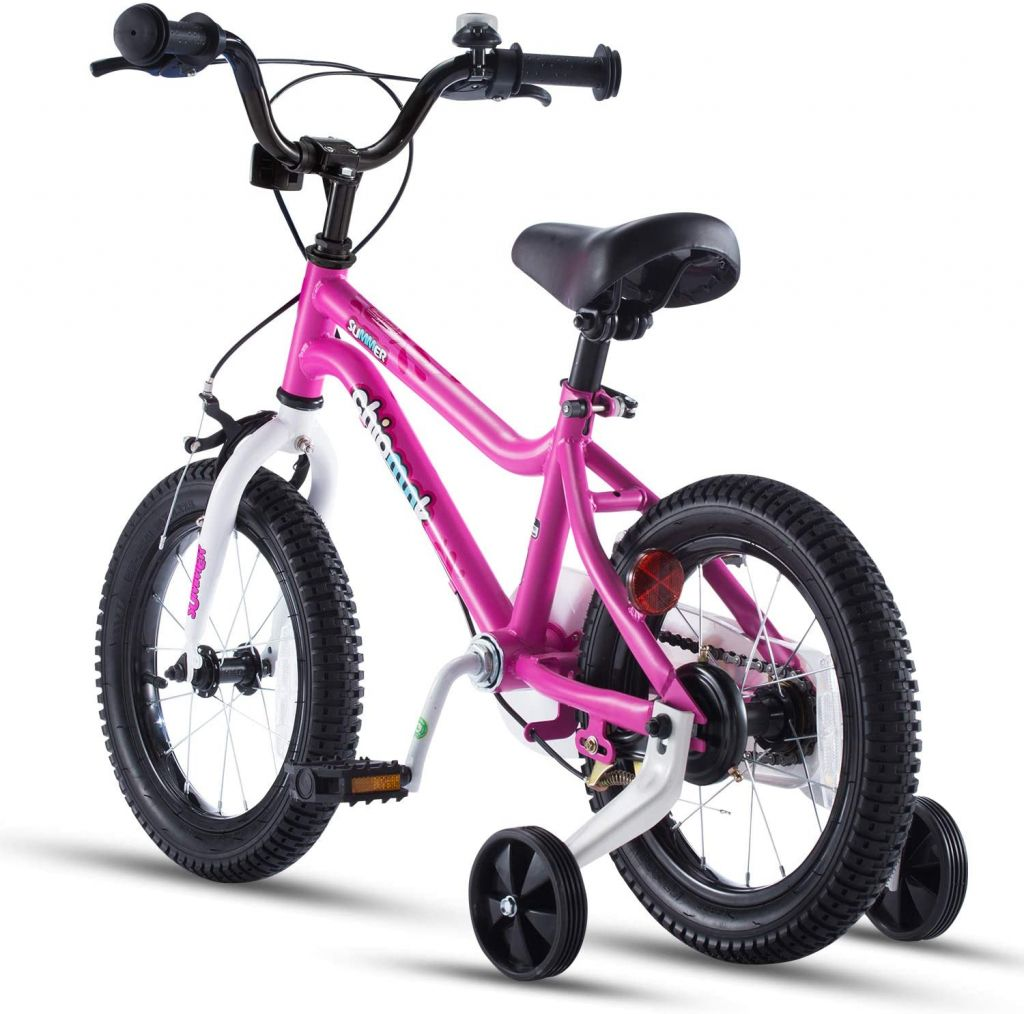 otroška kolesa pink
