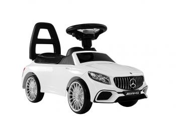 Poganjalec avto Mercedes AMG S65 - bel eigrače