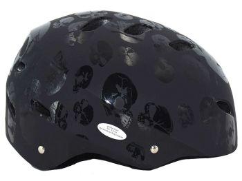 Otroška kolesarska čelada Skull