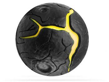 Waboba lava ball, za igro na trdi podlagi