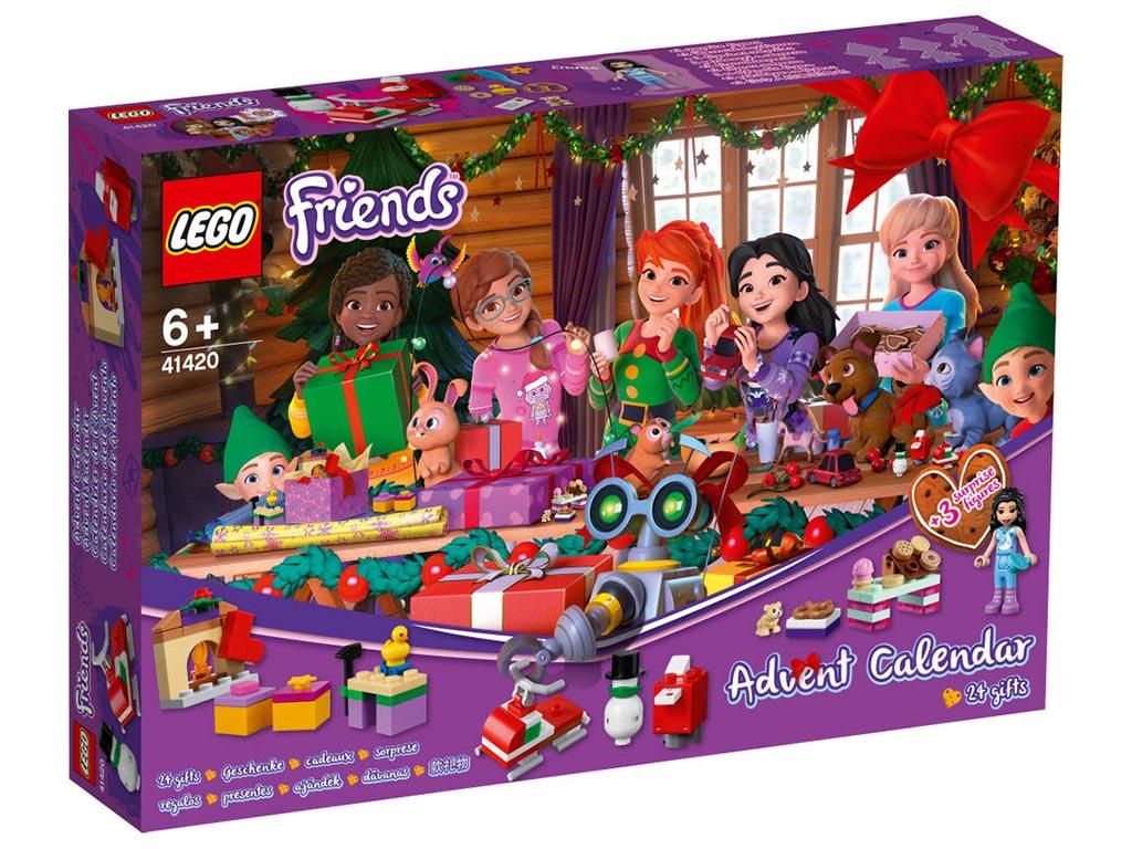 LEGO kocke 41420 Friends Adventni koledar