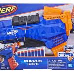 Nerf Elite Rukkus ICS-8