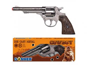 Otroški kavbojski revolver Gohner