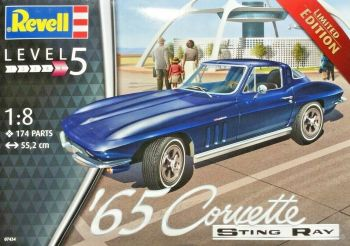 Revell maketa Corvette Sting Ray 07434