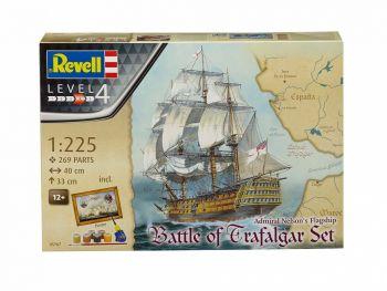 "Revell maketa ladje ""Battle of Trafalgar"" 05767"