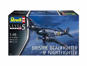 Revell maketa vojaškega letala Beaufighter 03854