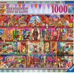 Sestavljanka svetovna zabava 1000 delna