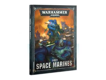 Warhammer - Space Marines Codex