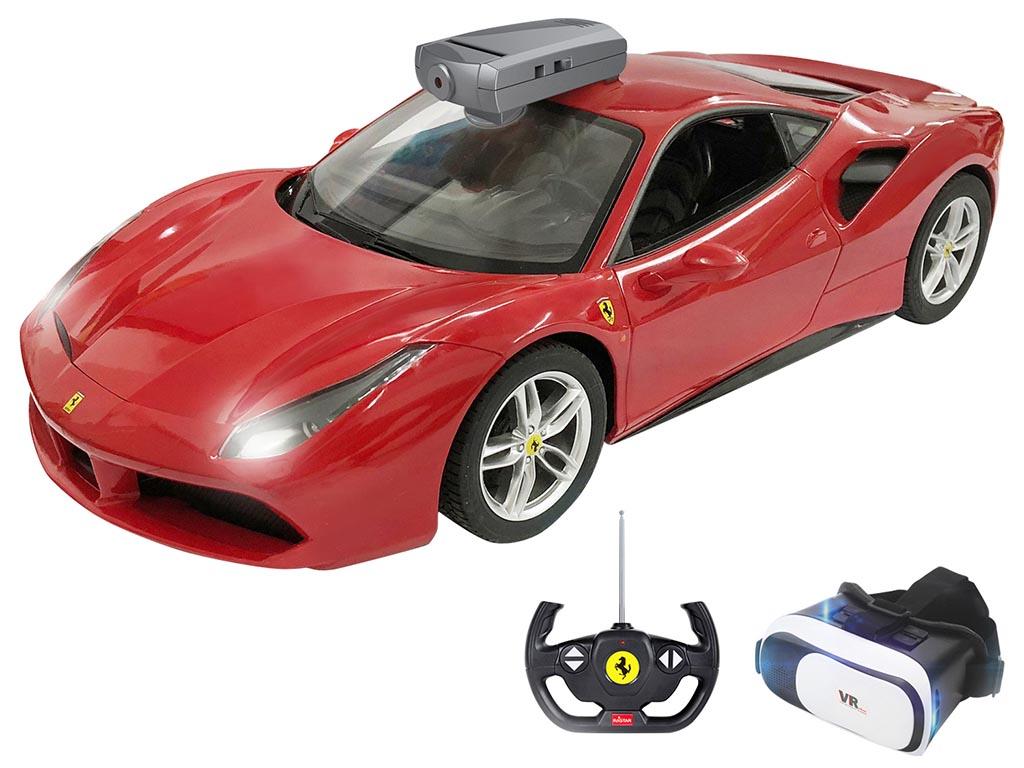 Ferrari 488 GTB na daljinsko vodenje Rastar 1:14