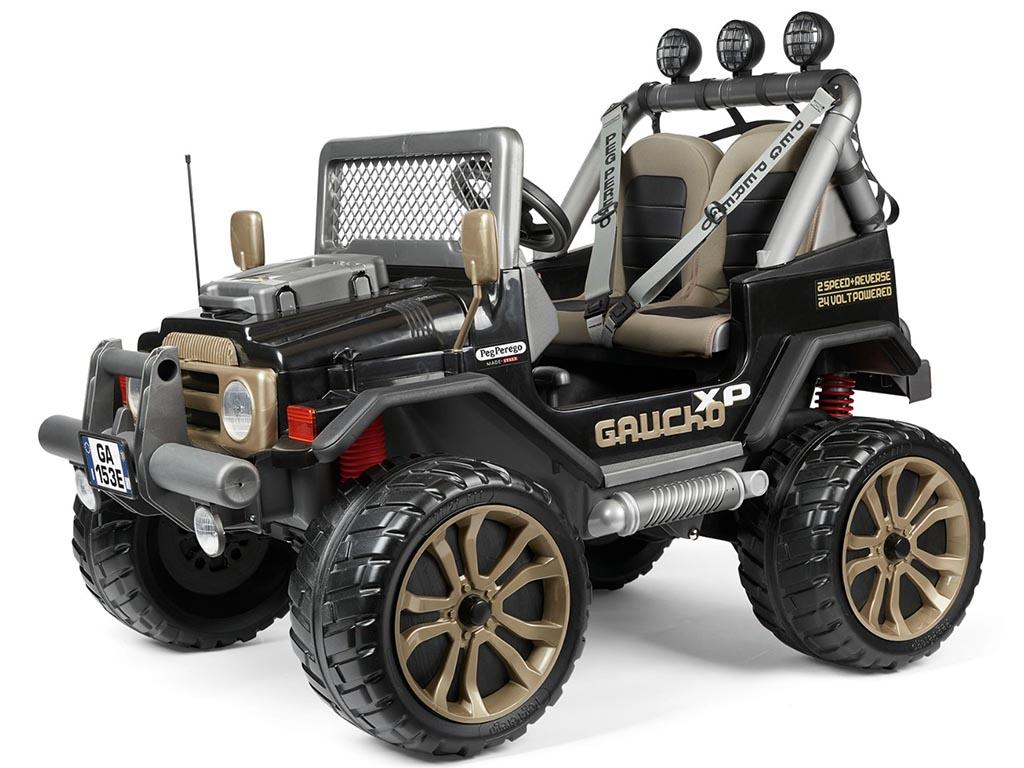 Otroški avto na akumulator Jeep Gaucho XP Peg Perego
