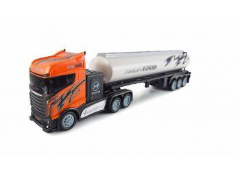 RC Tovornjak cisterna 2WD 1:16 2.4GHZ