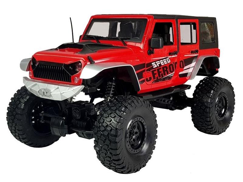 Avto na daljinca Jeep Gigant 1:8