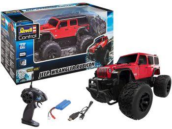 Avto na daljinca Revell RC Jeep Wrangler Rubicon 24464