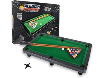 Igrača biljard All - Star Snooker