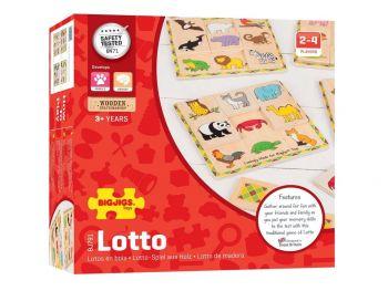 Družabna igra Lotto