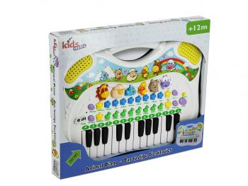 Igrača Baby piano živali