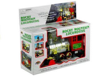igrače lokomotiva
