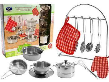 Otroška posoda - Kuhinjski set 23-delni