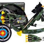 Otroški Samostrel z laserskim merilnikom 4479
