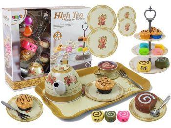 Otroški set posodic za čaj