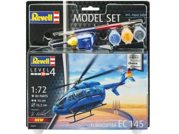 Revell Model Set Eurocopter EC 145 Builders Choice 63877