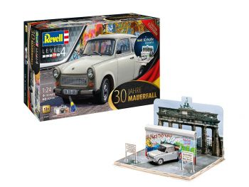 Revell darilni set 30th anniversary Fall of the Berlin wall eigrače