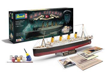 Revell maketa ladje Gift Set 100 Years Titanic 05715