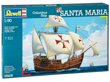 Revell maketa ladje Santa Maria 05405