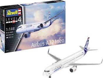 Revell maketa letala Airbus A321 Neo 04952