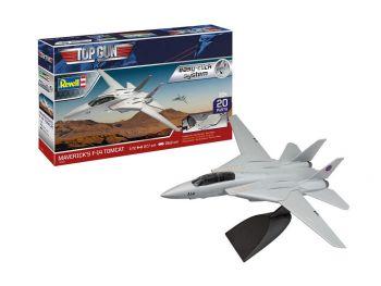 Revell maketa letala F-14 Tomcat ˝Top Gun˝(easyclick) 04966