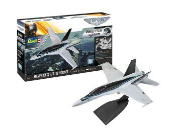"Revell maketa letala F/A-18 Hornet ""Top Gun"" (easyclick) 04965"