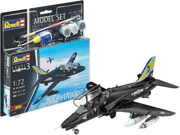 Revell maketa letala Model Set BAE Hawk T.1 64970