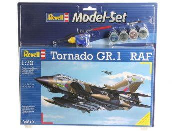 Revell maketa letala Model Set Tornado GR.1 RAF 64619