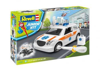 Revell otroški set Rescue Car 00805