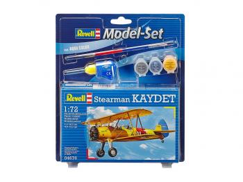 Revell set modela letala Stearman Kaydet 64676