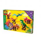 SES Perle set - Dinozavri