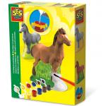 SES Ustvarjanje z mavcem - konj