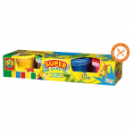 SES plastelin Super clay 4 x 90g