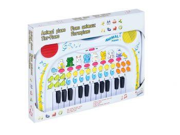 baby piano živali
