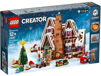 LEGO Creator 10267 Hišica iz medenjakov