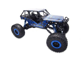 CRAZY CRAWLER BLUE 4WD RTR 1:10