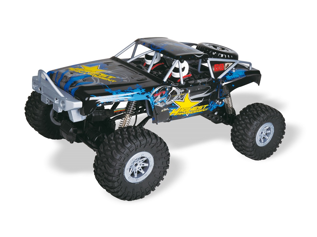 DOUBLE BRIDGE Crawler M1:10 2.4GHz RTR