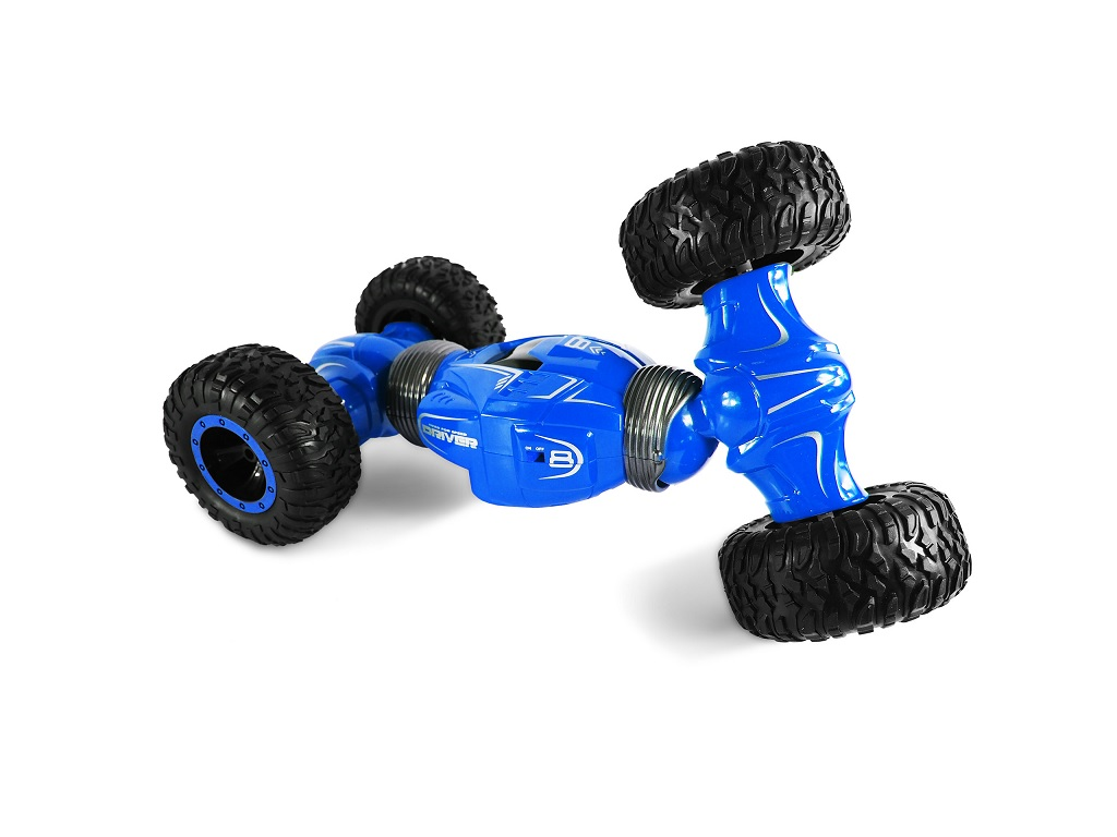 TWIST TRANSFORMER CAR 1:16 2.4GHz blue