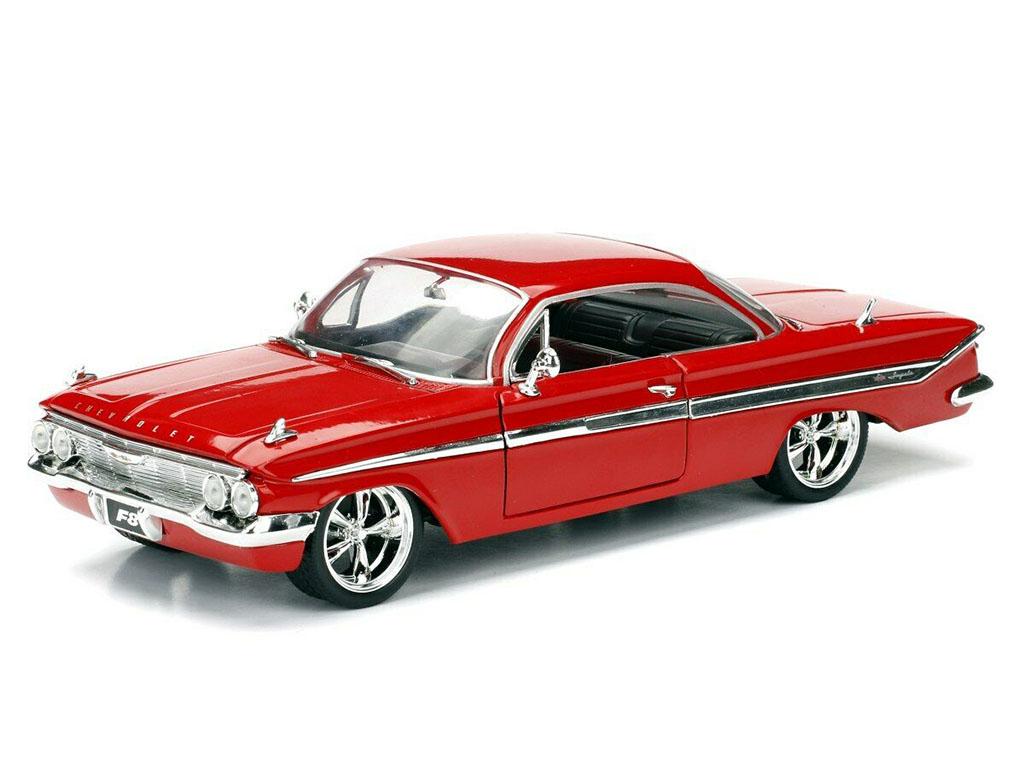 Fast & Furious Jada 1:24 253203051 1961 Chevy Impala